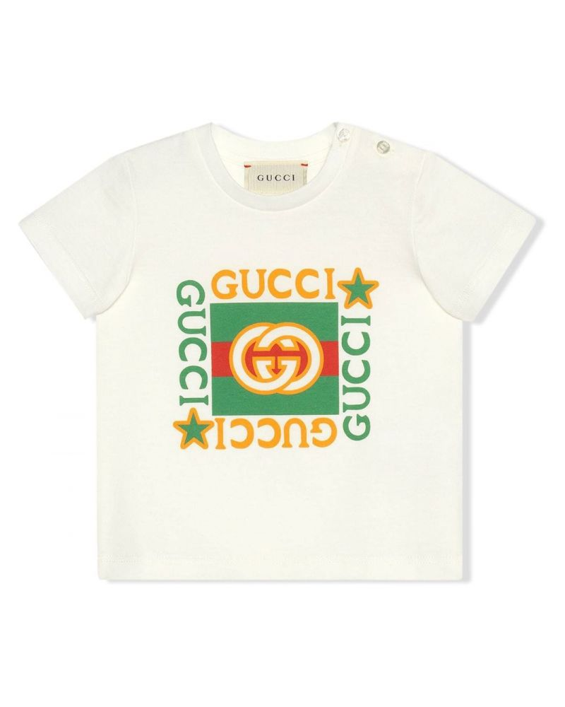 T-Shirt mm giro st.Gucci