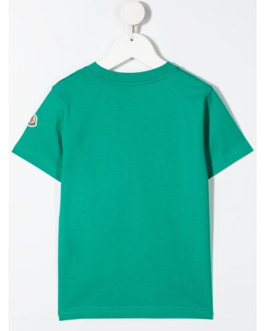 T-Shirt mm giro st. Moncler