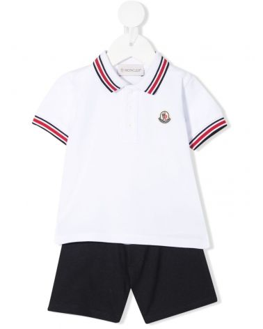 Completo polo mm + bermuda