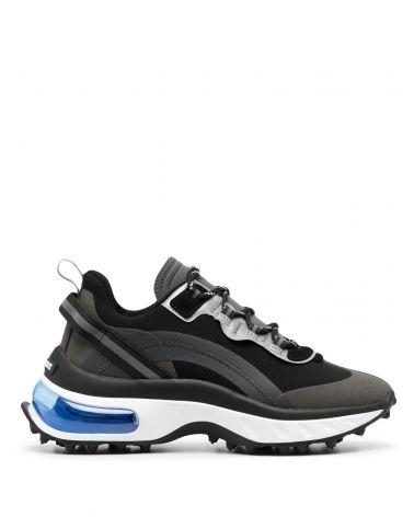 Sneaker nylon + framis + + catarifrangente