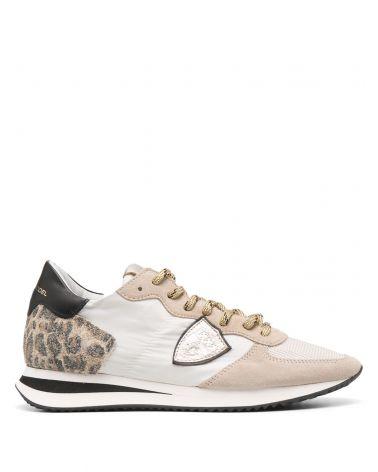 Sneaker Trpx mondial animalier