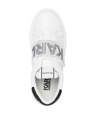 Sneaker Kapri glitz logo