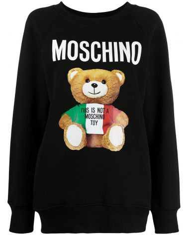 Felpa ml giro st.Italian Teddy Bear