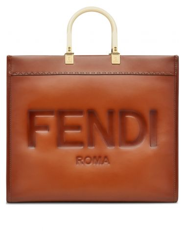 Borsa Fendi Sunshine vit.king tampo
