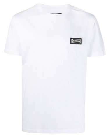 T-Shirt mm giro c/tasca nylon