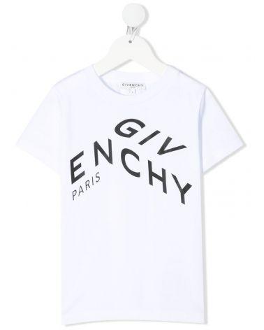 T-Shirt mm giro scritta