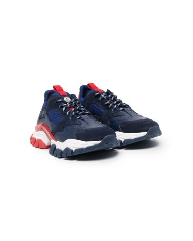 Sneaker Petit leave no trace