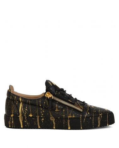 Sneaker c/zip