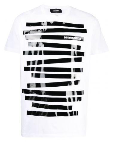 T-Shirt mm giro stampe