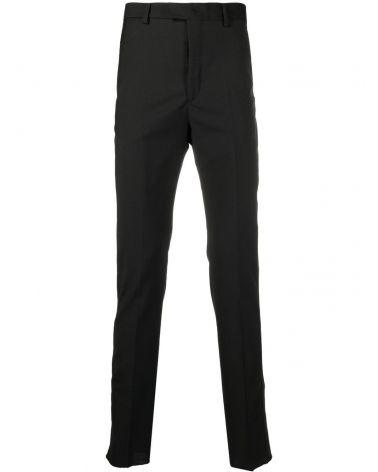 Pantalone regular c/dettagli