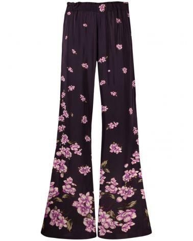 Pantalone Tangenziale crepe