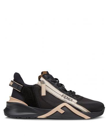 Sneaker nylon + crosta