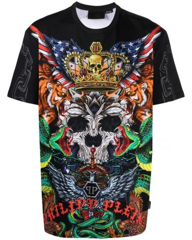 T-Shirt mm giro st. Tattoo
