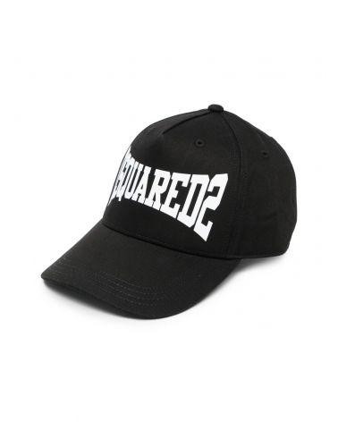 Cappello baseball logo Dsq2