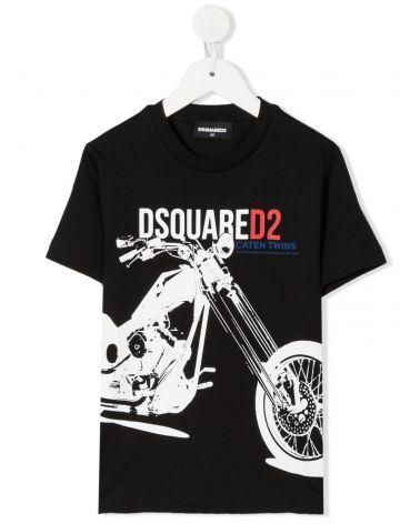 T-Shirt mm giro st.Dsq2 + moto