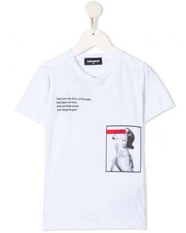 T-Shirt mm giro Dsq2 Icon Ibra