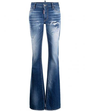 Jeans 5 tasche Mw Flare