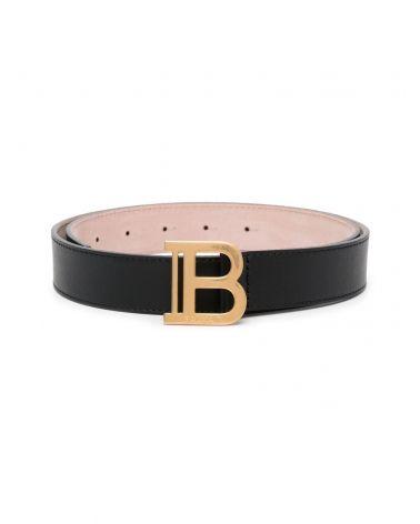 Cintura fibbia logo