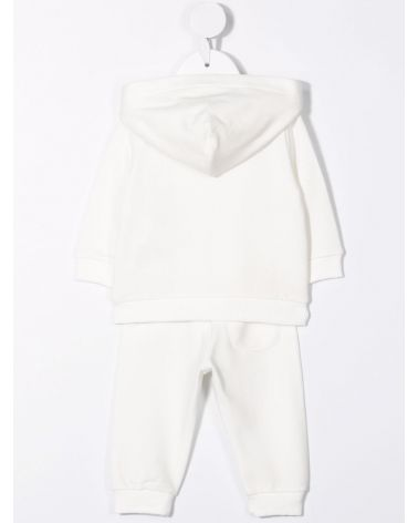 Completo felpa full zip + pantalone