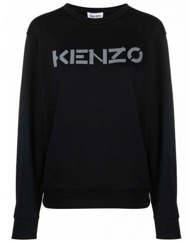 Felpa ml giro logo Kenzo