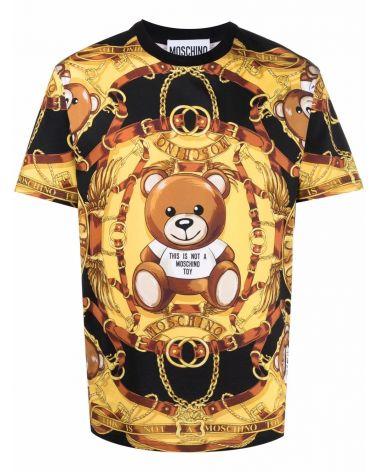 T-Shirt mm giro st.fantasia Teddy