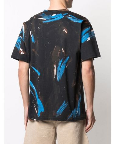 T-Shirt mm st.piazzata painting