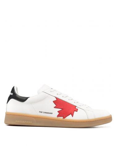Sneaker vitello