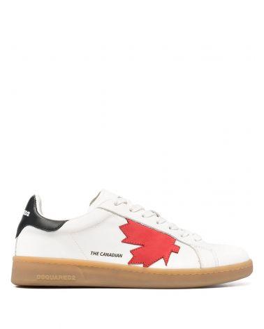 Sneaker vitello + nabuk
