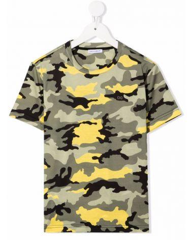 T-Shirt mm giro st.camouflage
