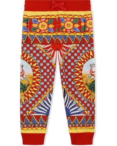 Pantalone felpa st.carretto