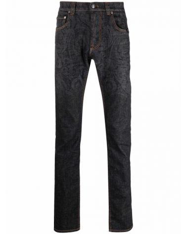 Jeans new slim artigianale c/slim