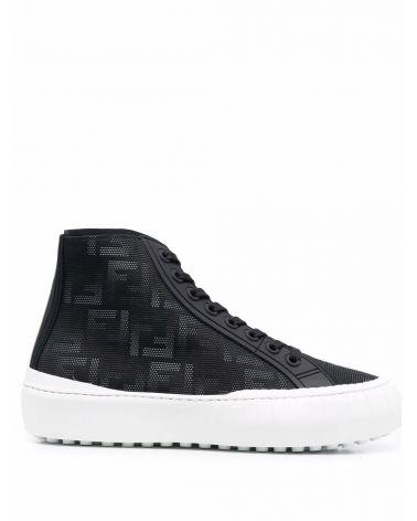 Sneaker tess.FF flash + lycra