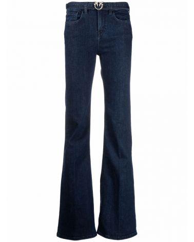 Jeans 5 tasche Flora 21