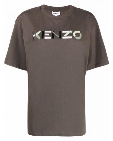 T-Shirt mm oversize logo