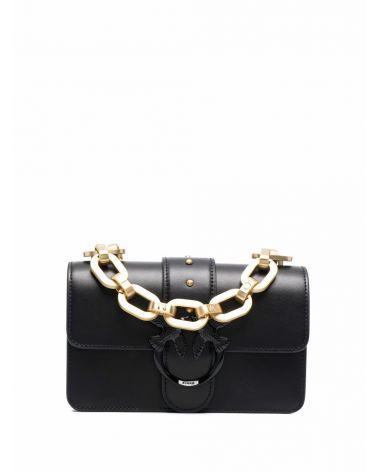 Borsa Love mni icon maxi chain