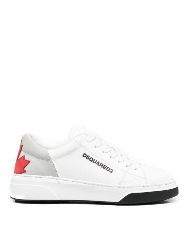 Sneaker vitello + nabuk + gommato