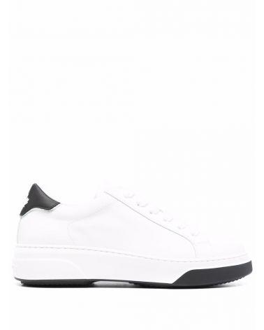 Sneaker vitello + gommato