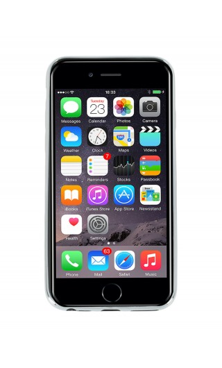 COVER IPHONE 8 MORBIDA C/GLITTER