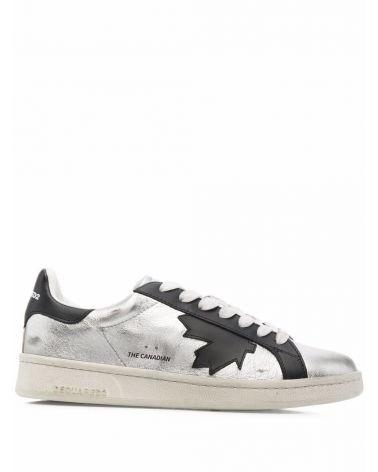 Sneaker capra laminata