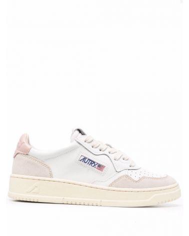 Sneaker pelle suede