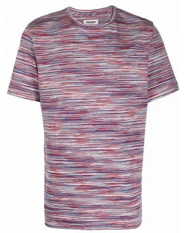 T-Shirt mm giro jersey fiammato