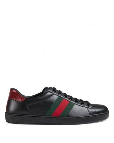 Sneaker Ace in pelle