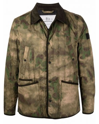 Overshirt Barrier camouflage