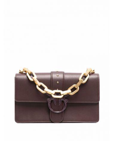 Borsa Love classic icon maxi chain