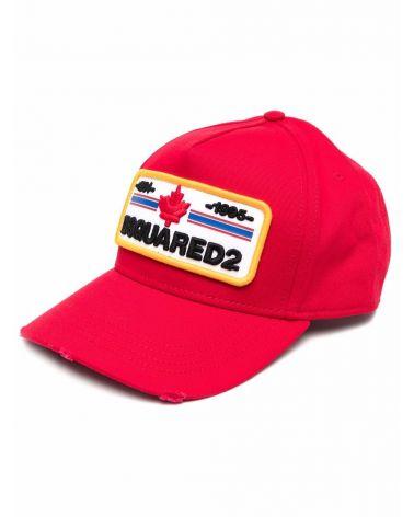 Cappello Baseball gabardine D2 Patch