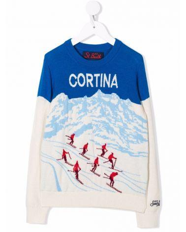 Maglia ml giro Cortina