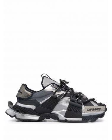 Sneaker bassa gomma stampa
