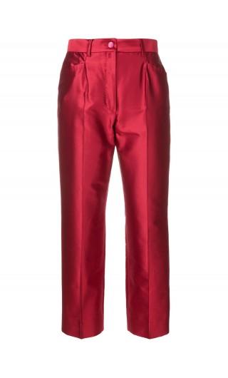 Pantalone taffetas shantung