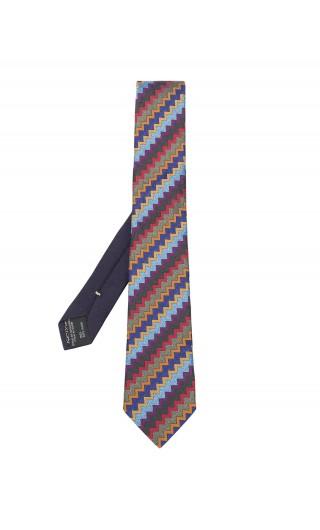Cravatta zig Zag