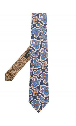 Cravatta 2 tessuti